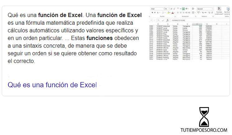 Que-Es-Una-Funcion-de-Excel-tutiempoesoro-com-Jose-Manuel-Lodeiro-Consultor-Productividad-VBA-Macros-Excel